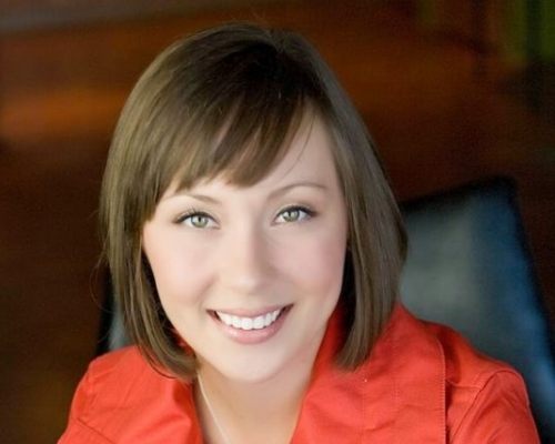 Headshot of Jessica Gendron Williams