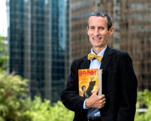 Harry Potter expert John Granger