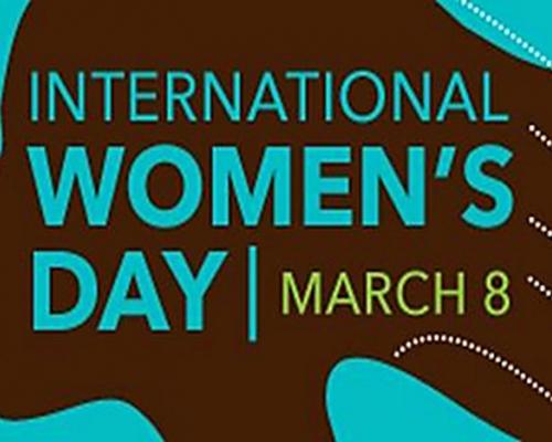 International Women's Day Celebration logo