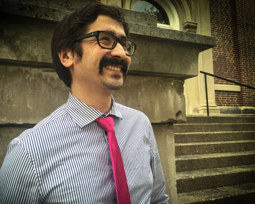 Jeff Manchur headshot