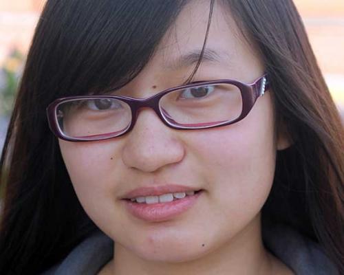 headshot of Xiaoyue Ni