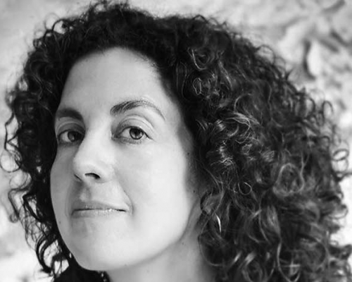 Headshot of author Lia Purpura