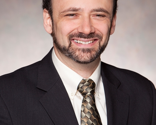 Headshot of Steve Snyder