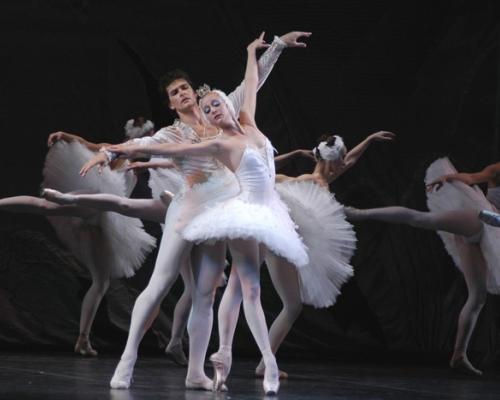 Russian National Ballet performing Swan Lake