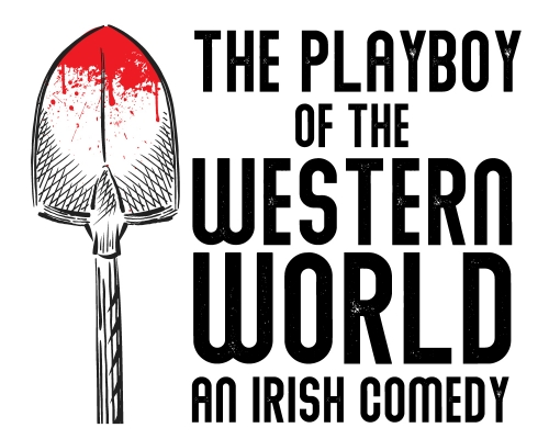 playboy of the western world logo