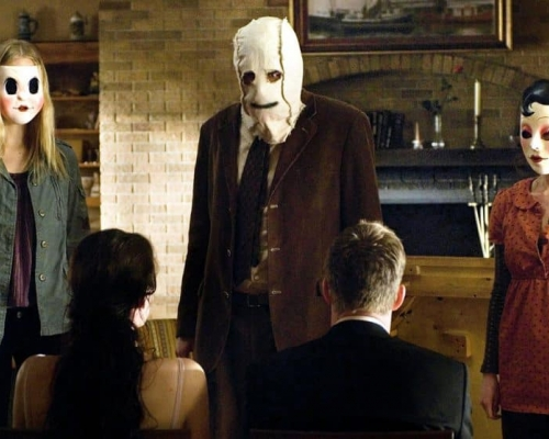 Promotional photo for The Strangers