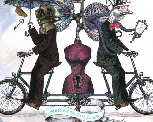 Illustration by Christina Ullman '93