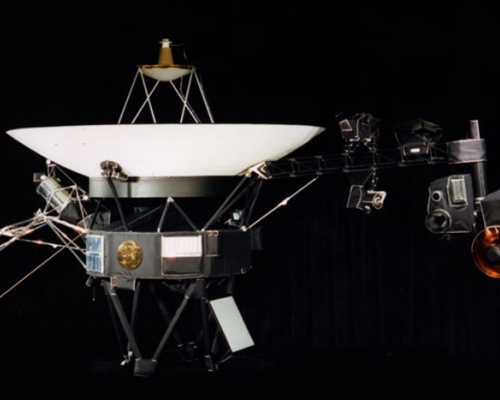 NASA's Voyager space craft