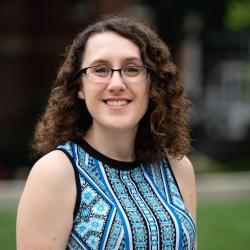 Claire Crane of Marietta College