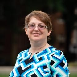 Tina Hickman of Marietta College