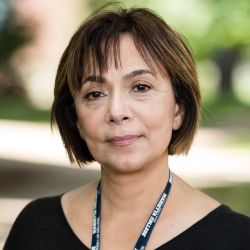 Jackie Khorassani of Marietta College