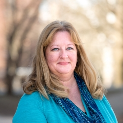 Pamela Lankford of Marietta College
