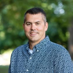 Ryan May of Marietta College