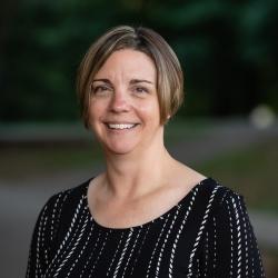 Holly Menzel of Marietta College