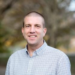 Kevin Pate of Marietta College