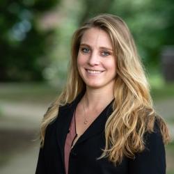 Raquel Ravaglioli of Marietta College