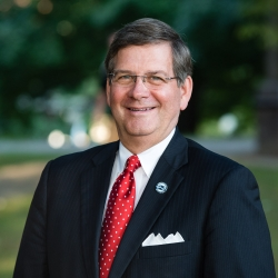 Bill Ruud of Marietta College
