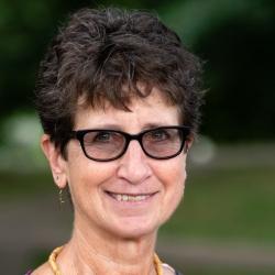Susan Sheppard headshot