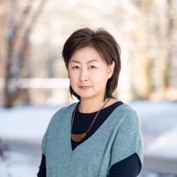 Cheongmi Shim headshot