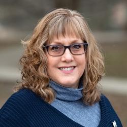 Susie Warman headshot