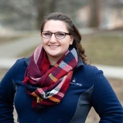 Courtney Wentz of Marietta College