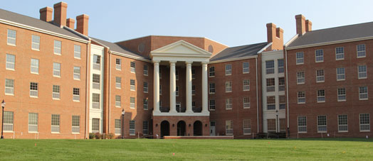 Harrison Hall Dedication | Marietta College